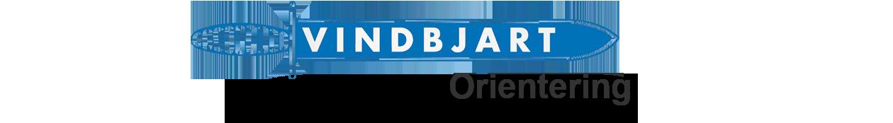 Vindbjart Orientering Logo